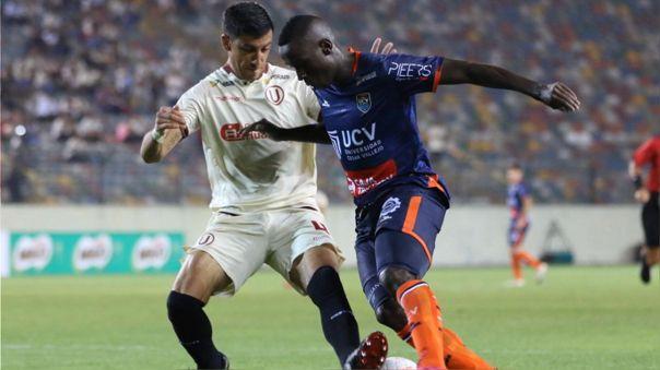 Universitario vs. César Vallejo