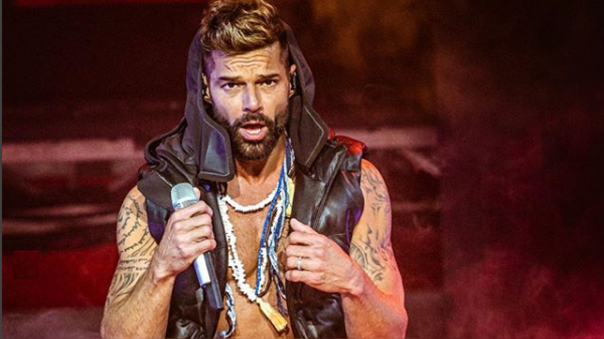 Ricky Martin cantará en el Festival de Viña del Mar 2020