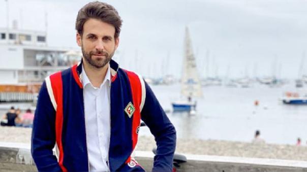 Rodrigo González acudió a la comisaría de Monterrico