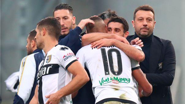 Torino vs. Parma