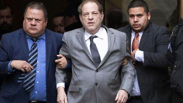 Harvey Weinstein es declarado culpable en juicio por abusos sexuales