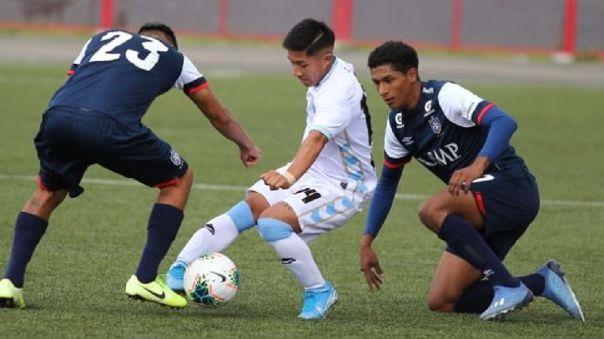Llacuaba,ba choca con San Martín por la fecha 4 del Apertura de la Liga 1