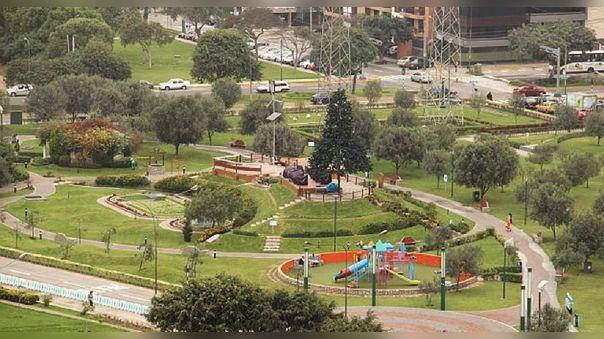 San Borja fue el primer distrito latinoamericano en ser parte de este proyecto.