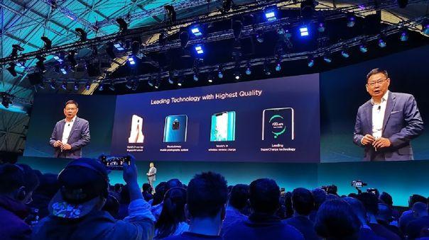 Huawei presenta novedades desde Barcelona
