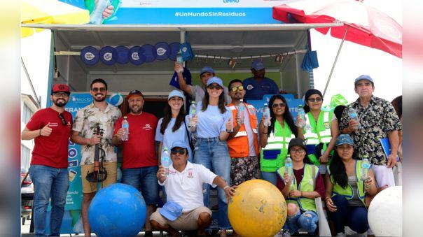 Impulsan campaña para dejar limpias las playas y aumentar el reciclaje.