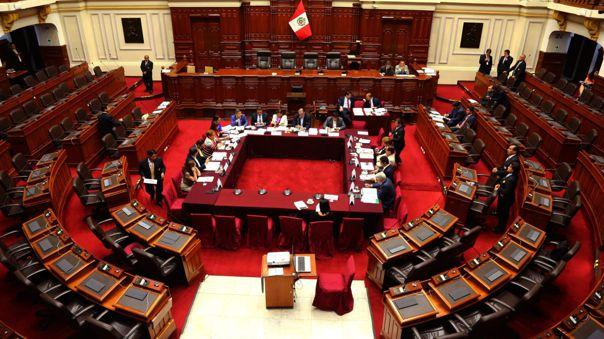 La Comisión Permanente ha examinado a la fecha 36 Decretos de Urgencia.