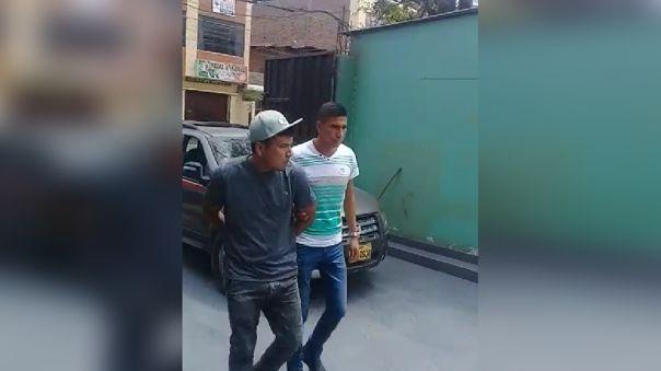 Acoso sexual en San Juan de Miraflores