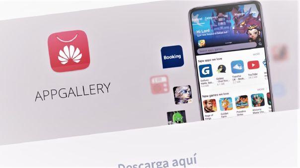 AppGallery se propone como una nueva opción para descargar aplicaciones frente al Play Store y al App Store