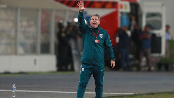 Pablo Bengoechea afronta su cuarta temporada en Alianza Lima