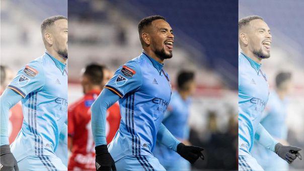 Alexander Callens marcó su segundo gol del 2020