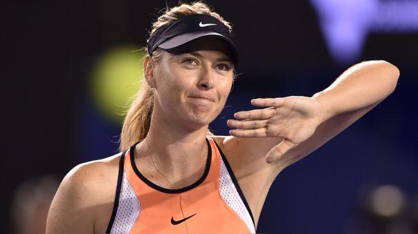 Maria Sharapova llegó a ser la número uno del ránking mundial en 2005