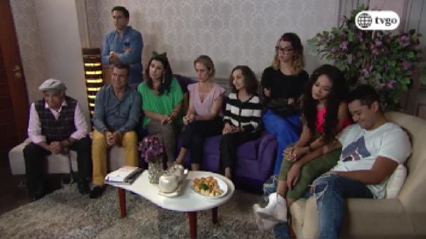 """""""Los Vílchez 2"""", la serie de América Televisión."""