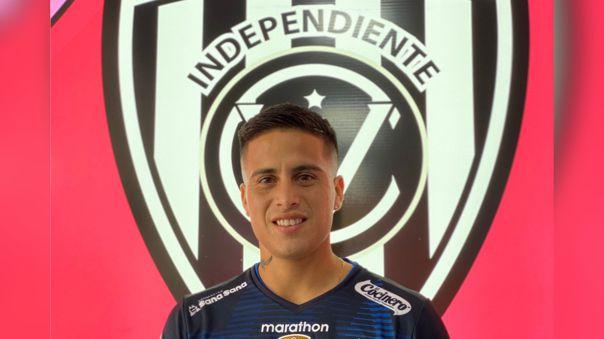 Cristian Ortiz fue vendido por Sporting Cristal a Independiente del Valle