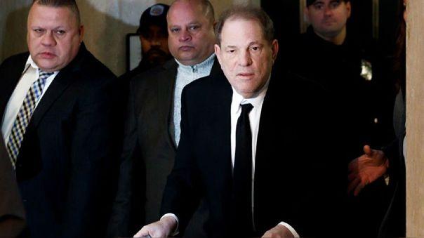 Harvey Weinstein podría pasar hasta 29 años en prisión