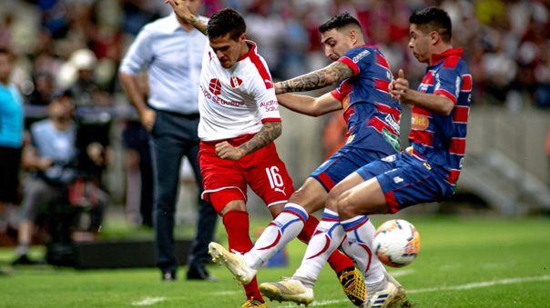 Independiente vs. Fortaleza