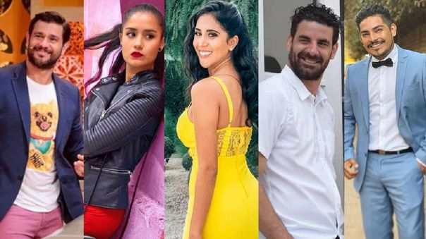"""Del Barrio producciones presentó al elenco de """"Dos hermanas""""."""