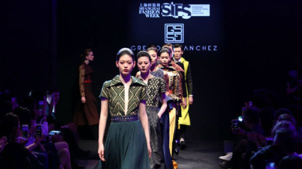 Semana de la moda de Shanghái