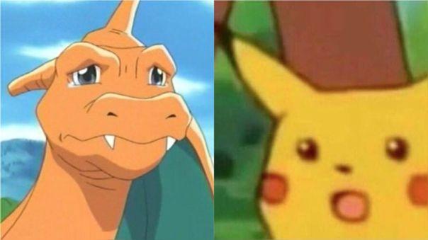Charizard Pikachu