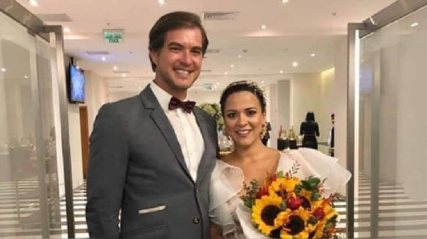 Karina Jordán celebró su shower pre boda