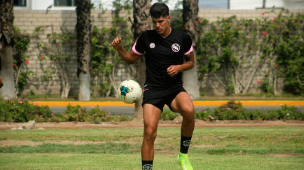 Hansell Riojas retornó a Sport Boys tras su paso por Alianza Lima