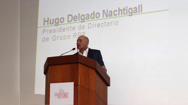 RPP inaugura el I Foro Ciudades con Futuro.