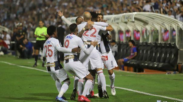 Alianza Lima ha sumado cuatro puntos en la Liga 1