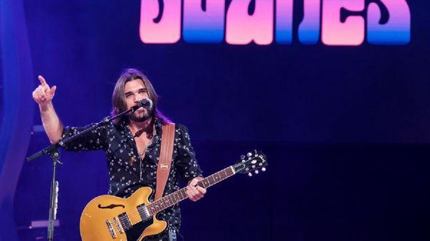 Juanes ofreció concierto en el Carnaval de Las Palmas de Gran Canaria ante casi 30 mil personas