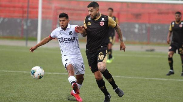 UTC igualó 1-1 con Melgar por la fecha 5 de la Liga 1 Movistar
