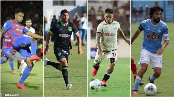 Así se jugará la quinta fecha de la Liga 1 Movistar 2020