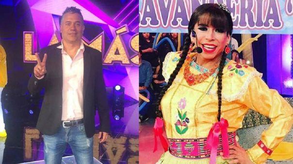"""""""La Máscara"""" vs. """"El reventonazo de la Chola"""""""