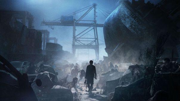 Estación zombie: Península
