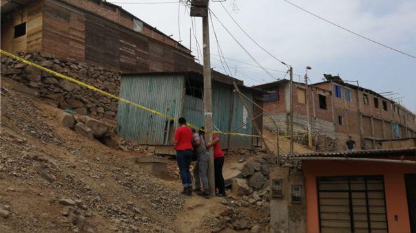 La menor desapareció la mañana de este domingo en el asentamiento humano Bellavista II.