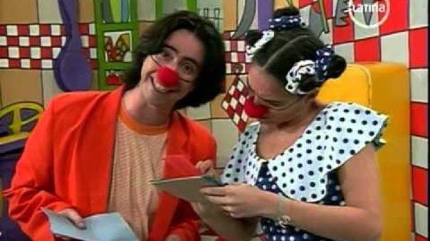 Carlos Carlín y Wendy Ramos