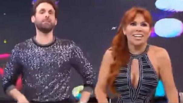González y Medina se reunieron la noche del lunes en el programa de la última.