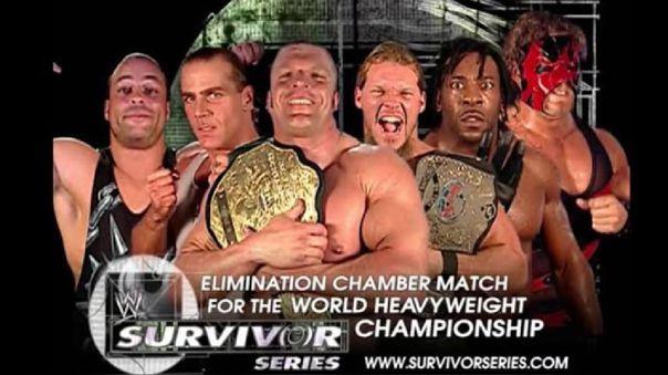 Elimination Chamber 2002.