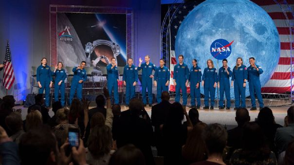 Astronautas graduados