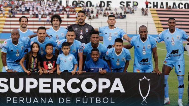 Binacional debutará en la Copa Libertadores enfrentando a Sao Paulo en Juliaca