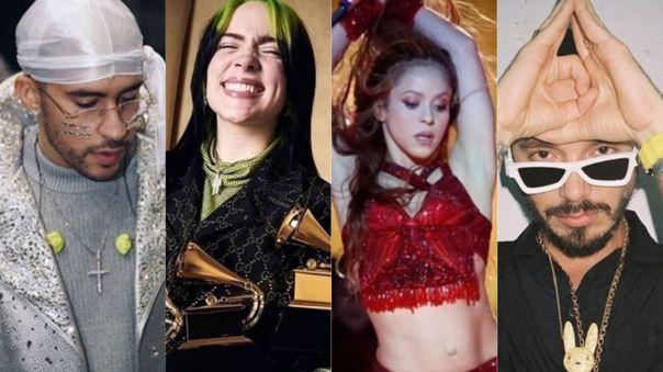 Conoce a los artistas nominados en cada categoría.