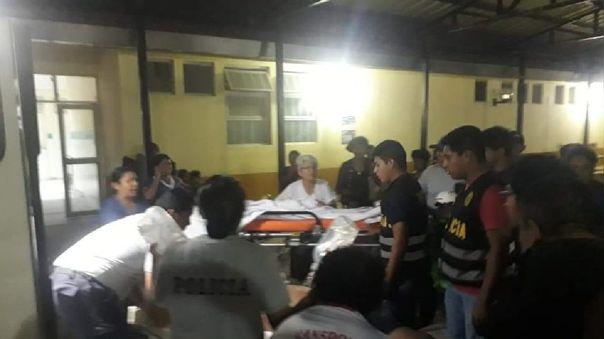 Asesinato de policía en Piura