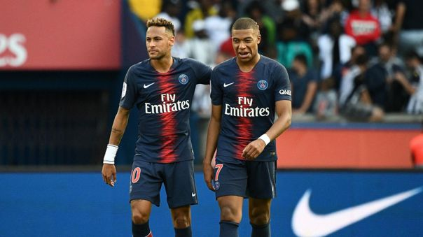Neymar y Kylian Mbappé manifestaron su deseo de asistir a los Juegos Olímpicos 2020