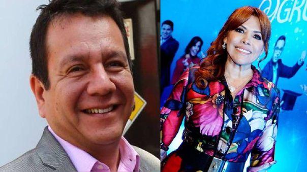 Ney Guerrero habló sobre el ráting de Magaly Medina