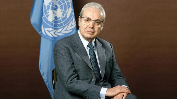 Javier Pérez de Cuellar