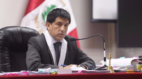 El juez Richard Concepción Carhuancho evaluó el pedido.