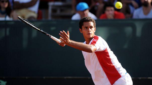 Perú enfrentará a Suiza por los play off del Grupo Mundial I de la Copa Davis