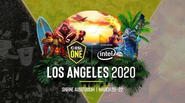 Los Angeles Major 2020