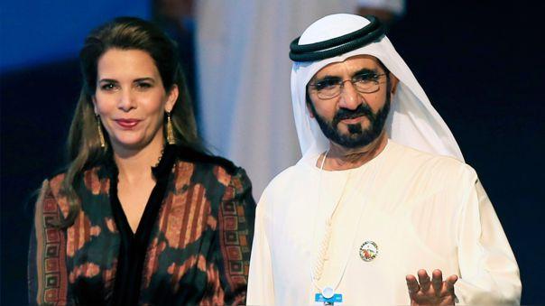 (FILE) UAE BRITAIN ROYALS COURT