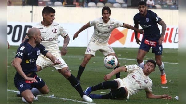 Clásico del fútbol peruano