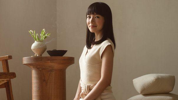 Marie Kondo es autora y se ha hecho popular en Netflix.