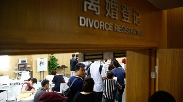 Divorcios China