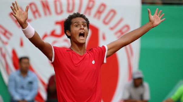 Juan Pablo Varillas venció a Henri Laaksonen y Perú clasificó al Grupo Mundial I de la Copa Davis